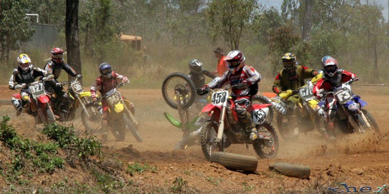 Motocross Accident