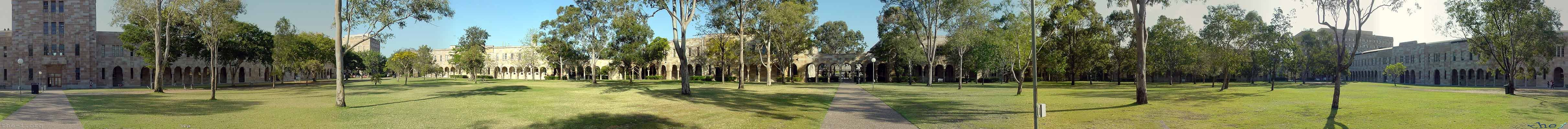 UQ's St Lucia Great Court