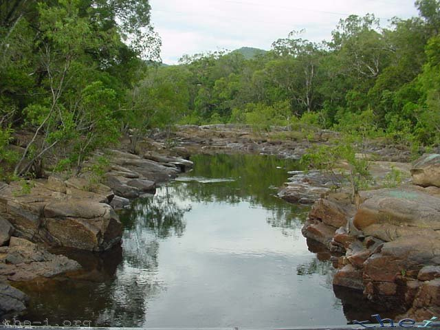 Wallaby Creek