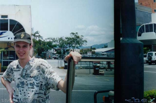 Myself in Cairns